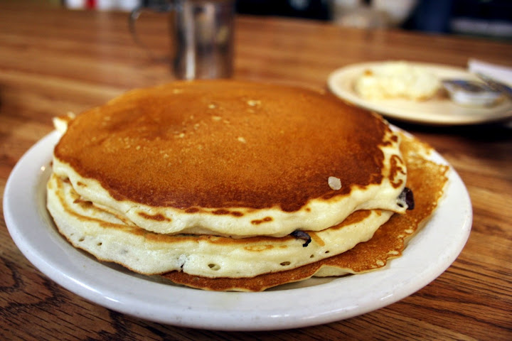 Full Stack of Pancakes