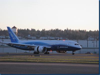 787 landing at BOI 042