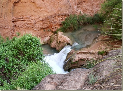 03 Waterfall along Havasu Creek Havasupai Indian Reservation AZ (1024x755)