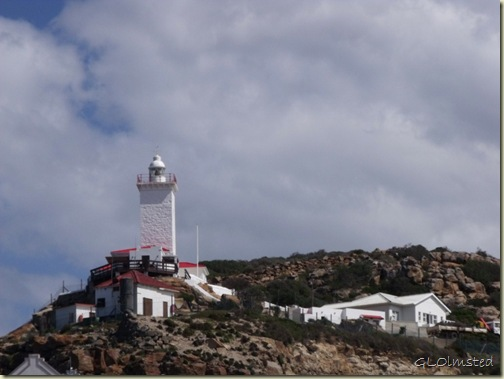 Lighthouse Mossel Bay Garden Route Western Cape South Africa