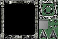 Gothic Horror - RMXP Windowskin