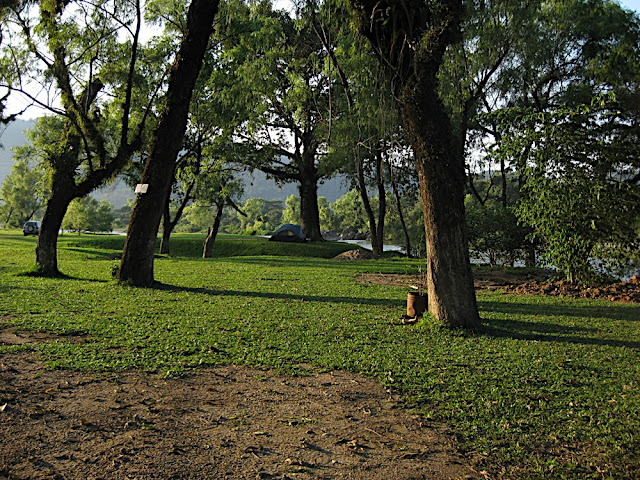 Camping en Vega del Sol