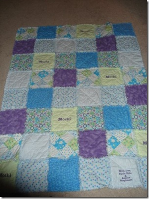 How To Make A Rag Quilt Infarrantly Creative