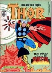 Thor -  Saga de Surtur 1 de 6