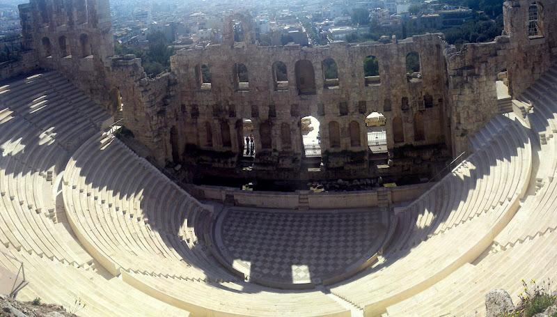 Ωδείο Ηρώδου του Αττικού - Odeon of Herodes Atticus