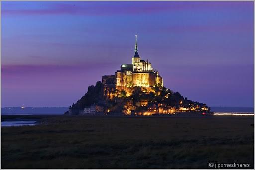 Mont de St Michel XV
