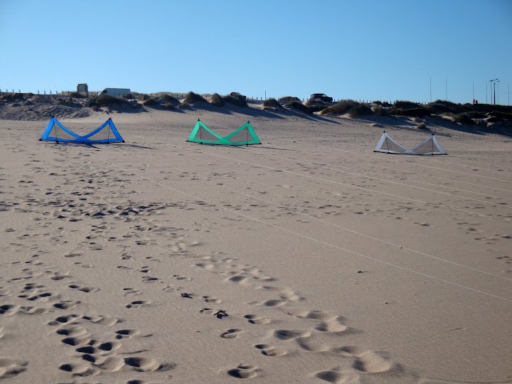 Kites super ventilados