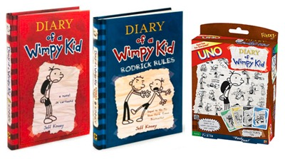 Diary Of A Wimpy Kid Rodrick Rules And Giveaway Robyns World