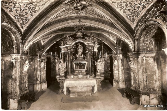 Cripta Seo de Manresa