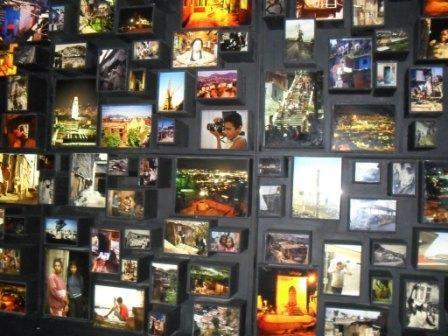 Exposição Morro da Favela