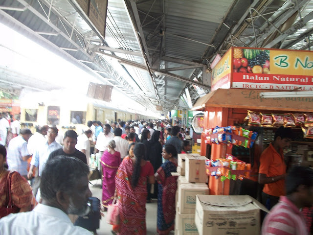 Shop Inside Railway