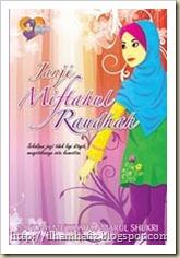 cover novel Janji Miftahul Raudhah