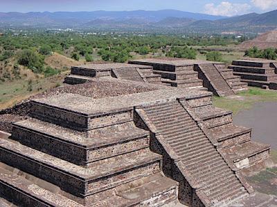 Smaller pyramids