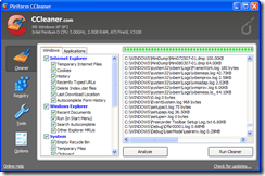ccleaner screenshot
