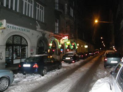 Budapest, VI. kerület, Zichy Jenő utca, 6. kerület, B. City Pub, kocsma, Budapest, blog