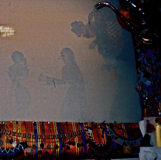 Teatro sombras turco