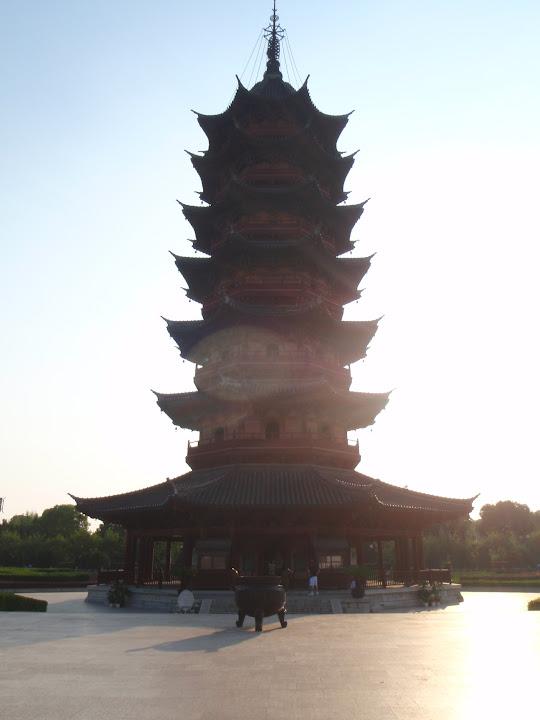 Pagoda Suzhou
