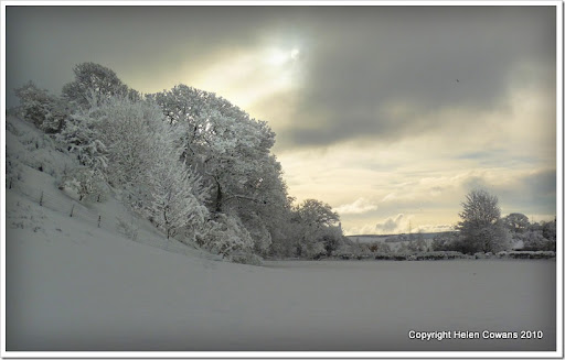 Snow sun-1