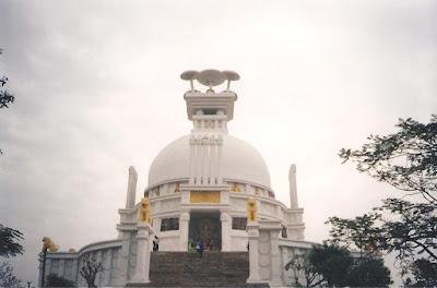 Stupa @ Dhauli