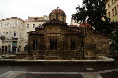 Chruches , churches and more churches. Europe has heaps