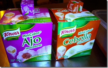 2 Mini cubos Knorr