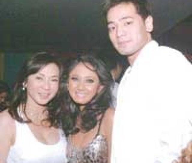Filipino Actress Model Katrina Halili Dr Kho Hayden Dr Vicki Belo Picture
