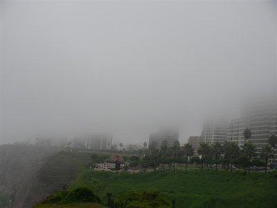 Melancholic fog