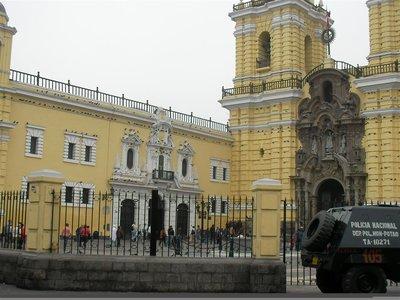 Monasterio de Santa Francisco