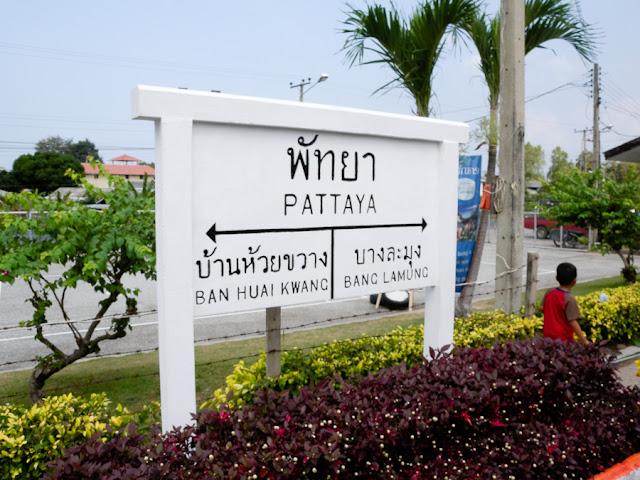 Pattaya Station