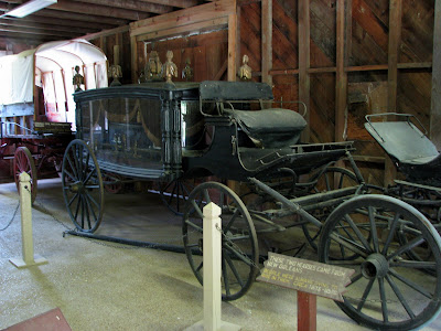 1870s - 1890s Hearses from New Orleans