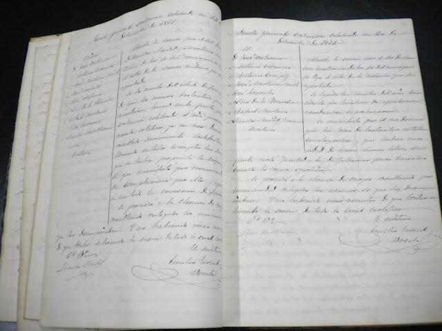 Acta de 20 de diciembre de 1872