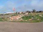 Más escombros