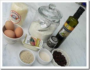 Pilavuna Ingredients