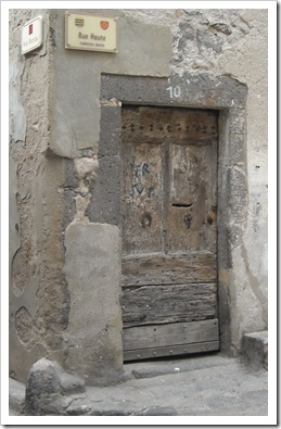 Door in Agde