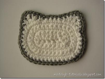Hello Kitty Granny Square Scarf Crochet Pattern Crafty Projects I Like
