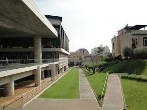 O κήπος του μουσείου