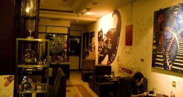 當代藝術館&貓妝餐廳&印度顏料彩繪