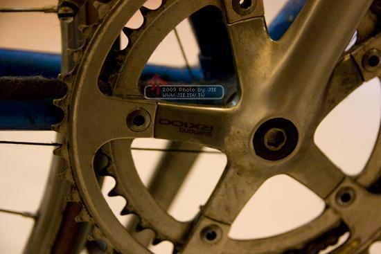 GentsRacer單車
