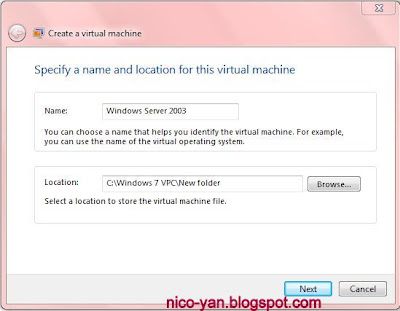 Tutorial install Virtual PC di Windows 7