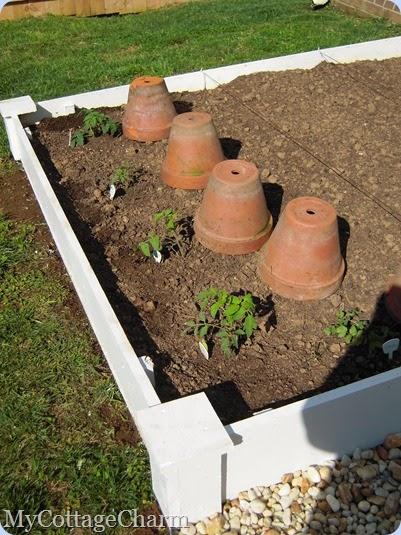 Making Raised Planter