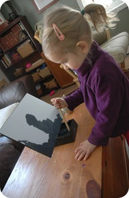 toddler art buddha board no mess painting