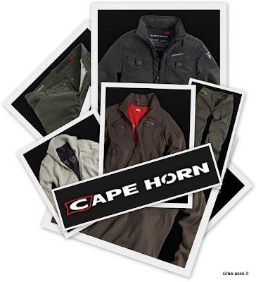 Cape Horn abbigliamento