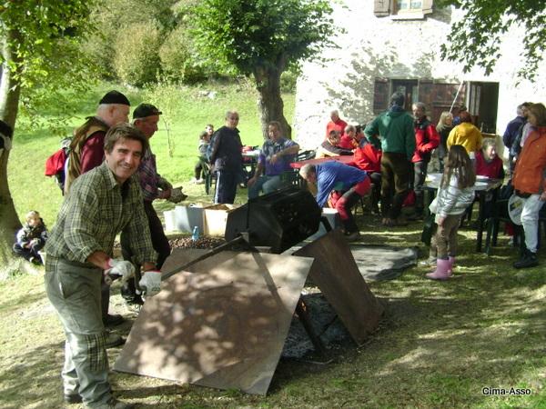 Castagnata di Monte 2009