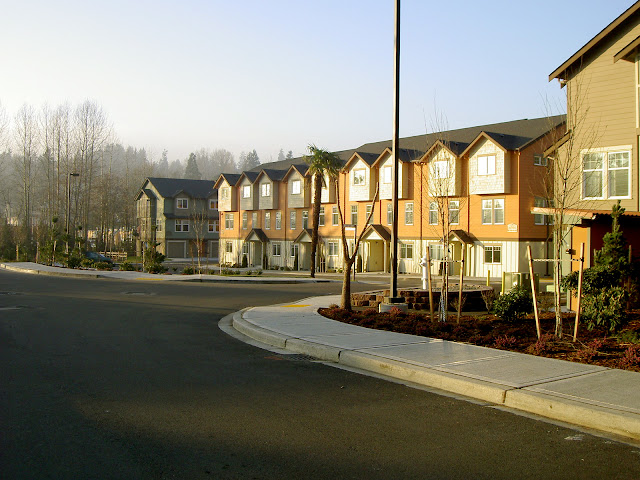 Welcome to the townhomes