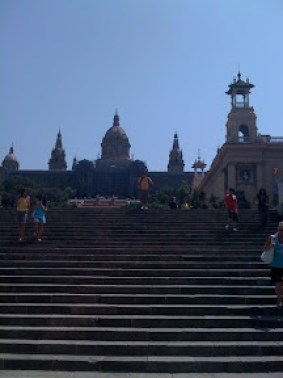 National Art Museum of Catalunya Barcelona Spain