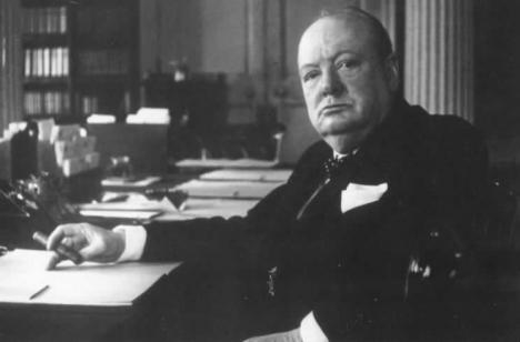Even Winston churchill thinks Blog engines suck