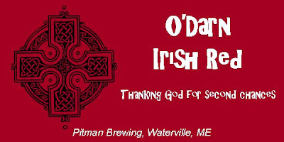 O'Darn Irish Red Ale