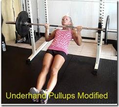 underhand pullup