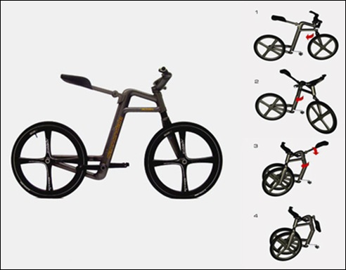 Urban Bicycle Concept