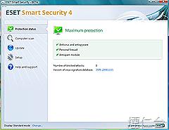ESET Smart Security 4-1